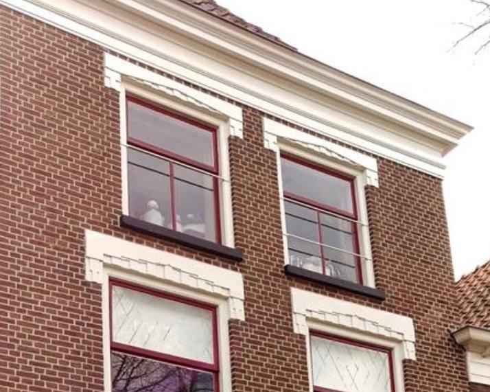 Stoomreinigen herenhuis in Kampen