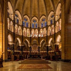 Haarlem (NL) - Kathedrale Basiliek Sint Bavo