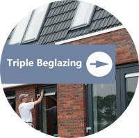 Triple beglazing